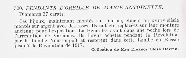 """Exposition """"Marie-Antoinette"""" de 1955 Captur33"""