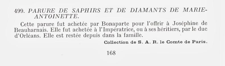 """Exposition """"Marie-Antoinette"""" de 1955 Captur34"""