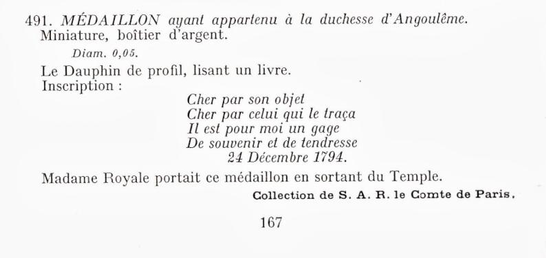 """Exposition """"Marie-Antoinette"""" de 1955 Captur37"""