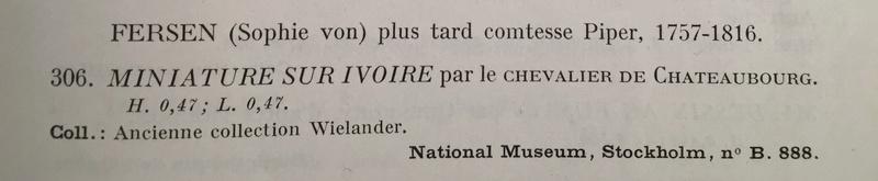 """Exposition """"Marie-Antoinette"""" de 1955 Fullsi14"""