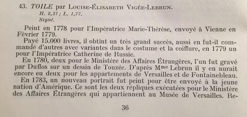"""Exposition """"Marie-Antoinette"""" de 1955 Fullsi18"""