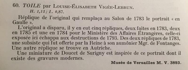 """Exposition """"Marie-Antoinette"""" de 1955 Fullsi20"""