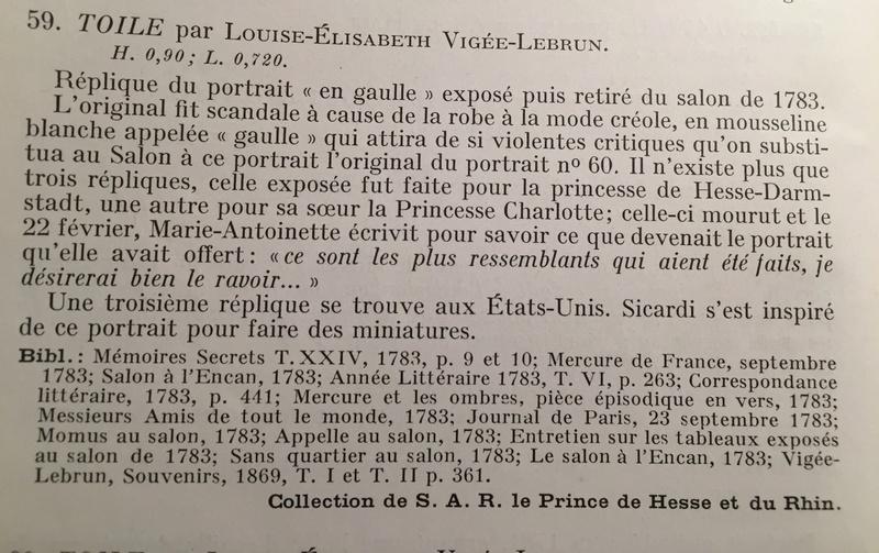 """Exposition """"Marie-Antoinette"""" de 1955 Fullsi21"""