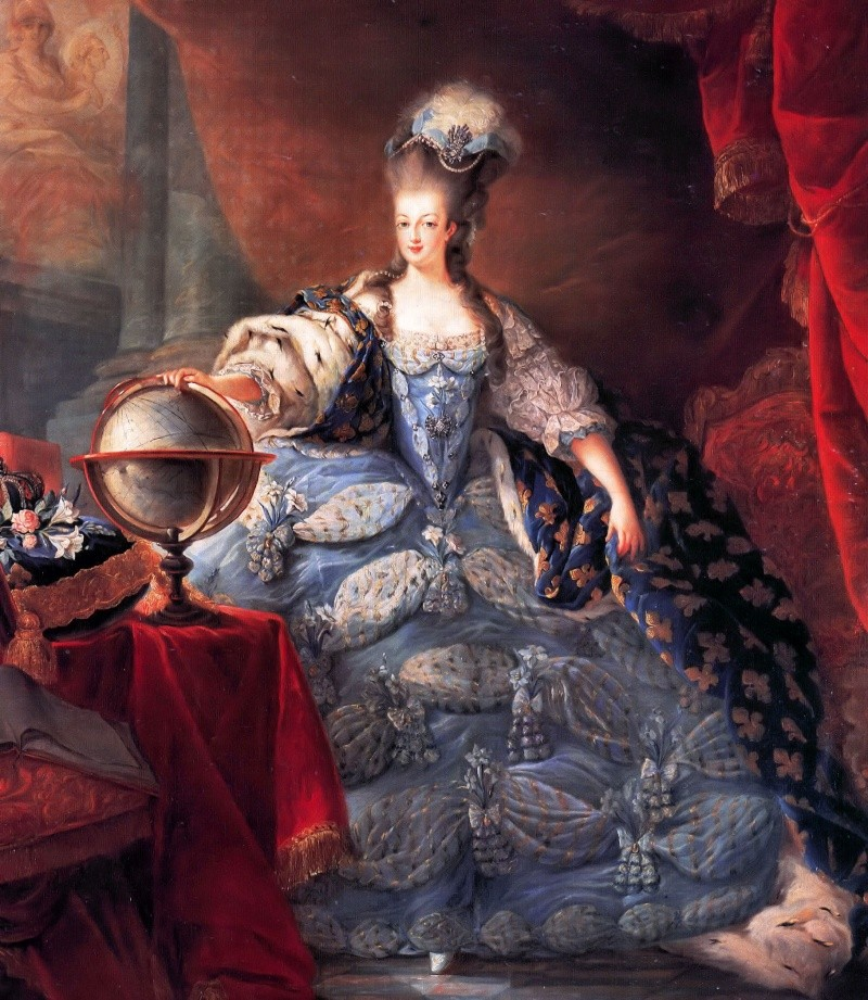 "Exposition ""Marie-Antoinette"" de 1955 Marie-11"