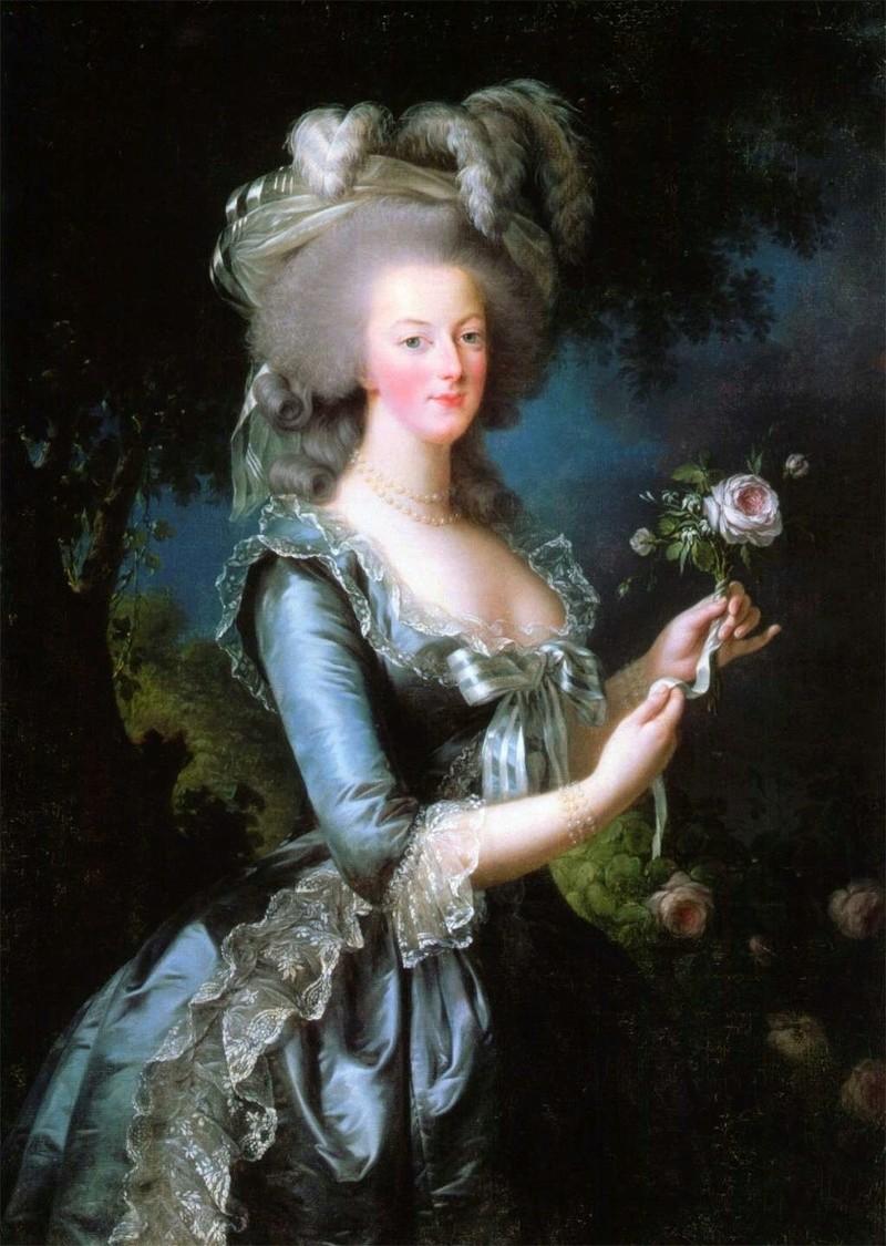 "Exposition ""Marie-Antoinette"" de 1955 Marie_14"