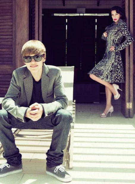 "Justin pose pour le magazine""Elle"" Bni7u910"