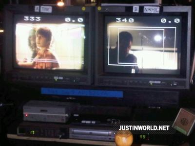 Justin devient acteur dans les experts Normal32