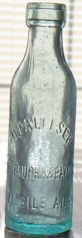 """La bouteille au goulot de type """"Arthur Christin"""" Mobile10"""