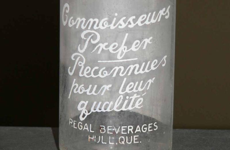 Breuvages REGAL - Hull, Québec Regal112