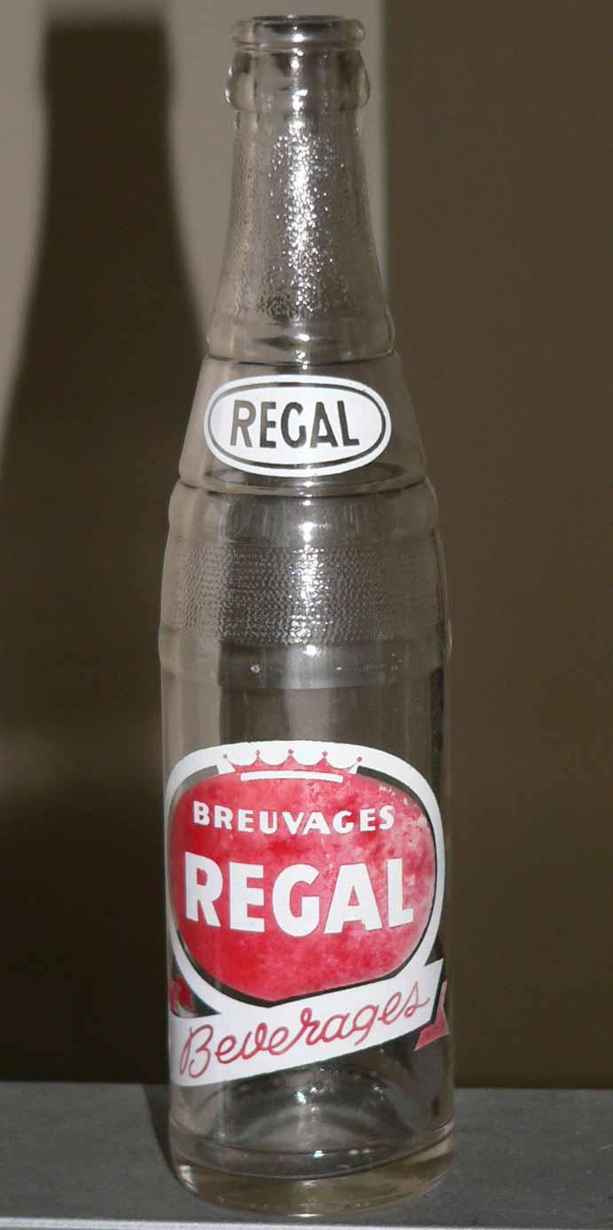 Breuvages REGAL - Hull, Québec Regal113