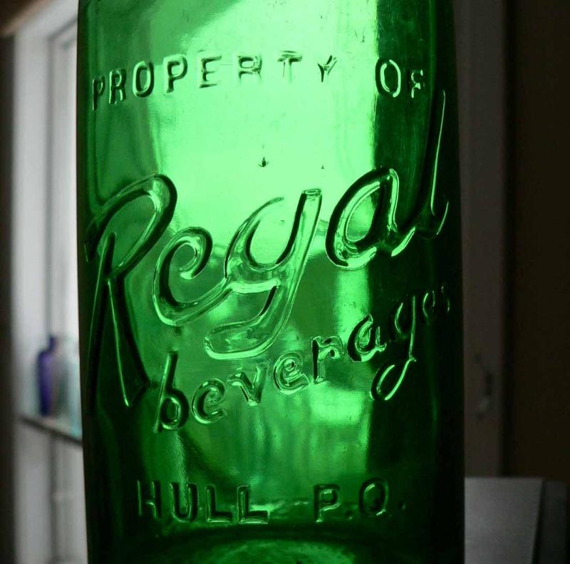 Breuvages REGAL - Hull, Québec Regal311