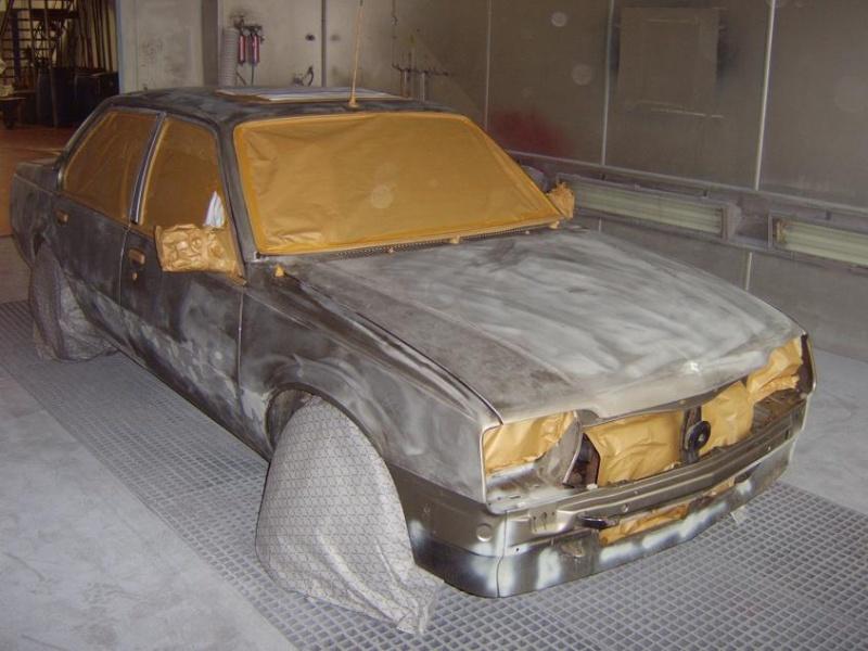 Aus 2 mach 1, Umbau meines Ascona C Sta60016