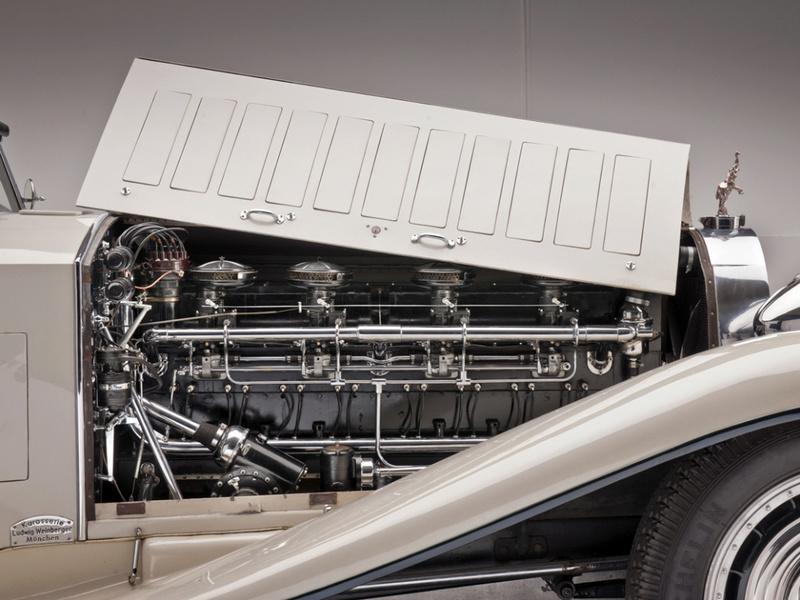 Bugatti Royal Victoria 1931 de Revell 1/24 1931_b10