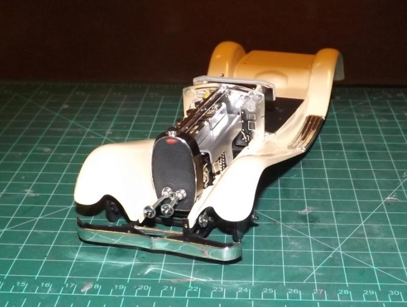 Bugatti Royal Victoria 1931 de Revell 1/24 Dscf6835