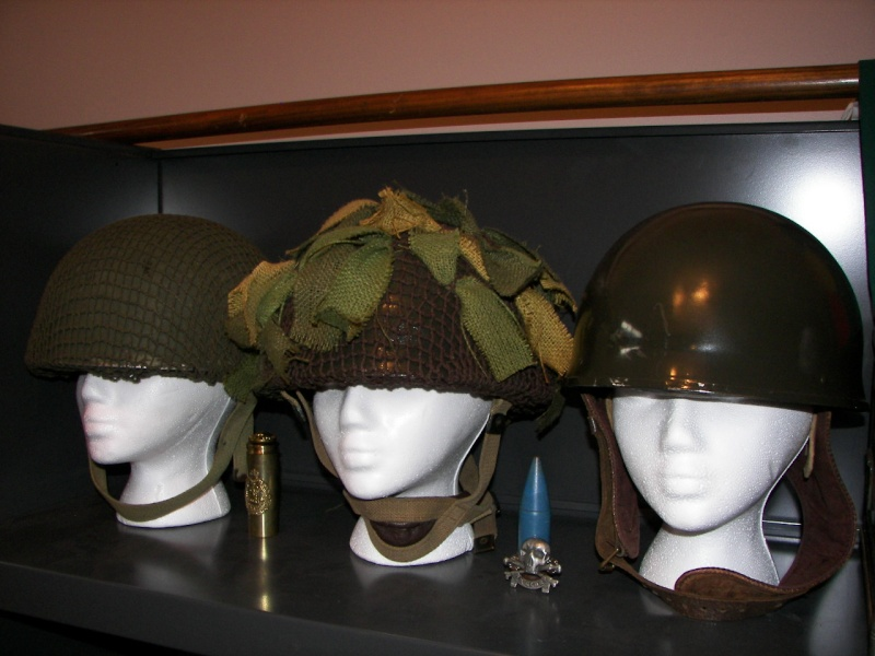 Family Photo Tanker, Para, Dispatch Helmets 100_8410