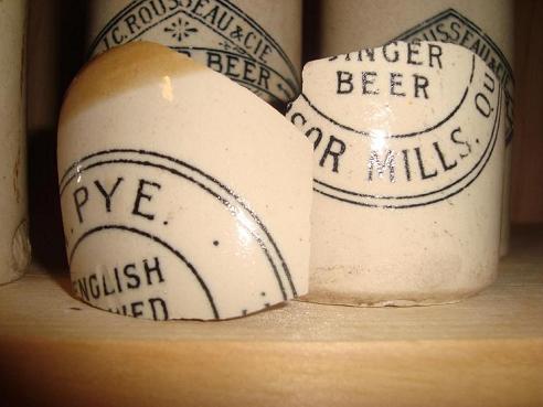 morceaux de ginger beer pye Dsc04013