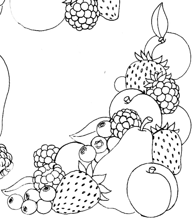 Les feutres tria et feutres à alcool - Page 2 Fruits11