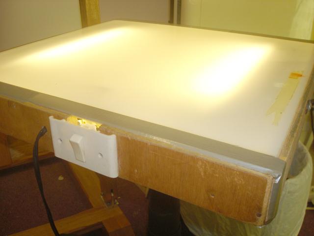 Tables lumineuses  Tab211