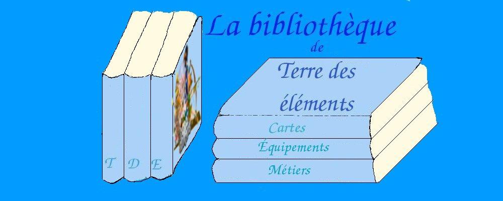 La bibliothèque de TDE