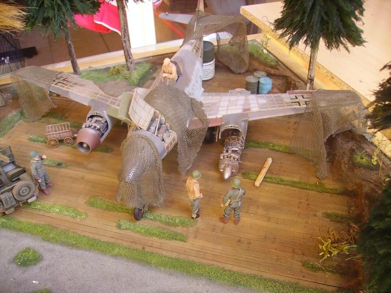 messerschmitt Me 262 1/32 Imgp0611