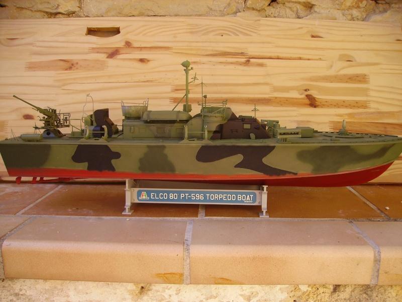 ELCO 80 torpedo boat 1/35  par Sims Imgp0618