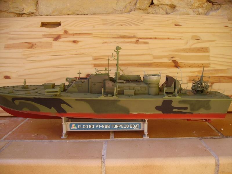 ELCO 80 torpedo boat 1/35  par Sims Imgp0621