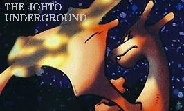 Johto Underground