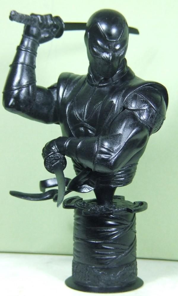 Ronin sculpté par Arnaud GUILLIAMS Couche10