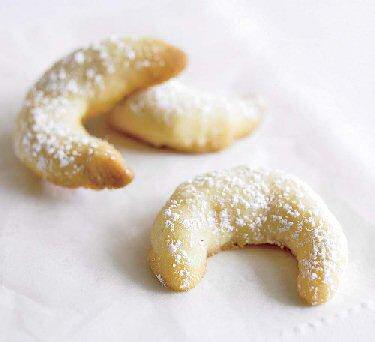 Crescent Cookies  1208111