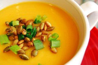 Vegan Butternut Squash Soup for Prosperity and Abundance Butter11