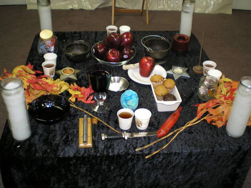 Mabon Altars Mabona11