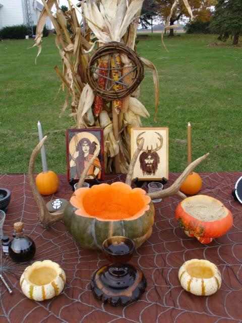 Samhain Altars Samhai11