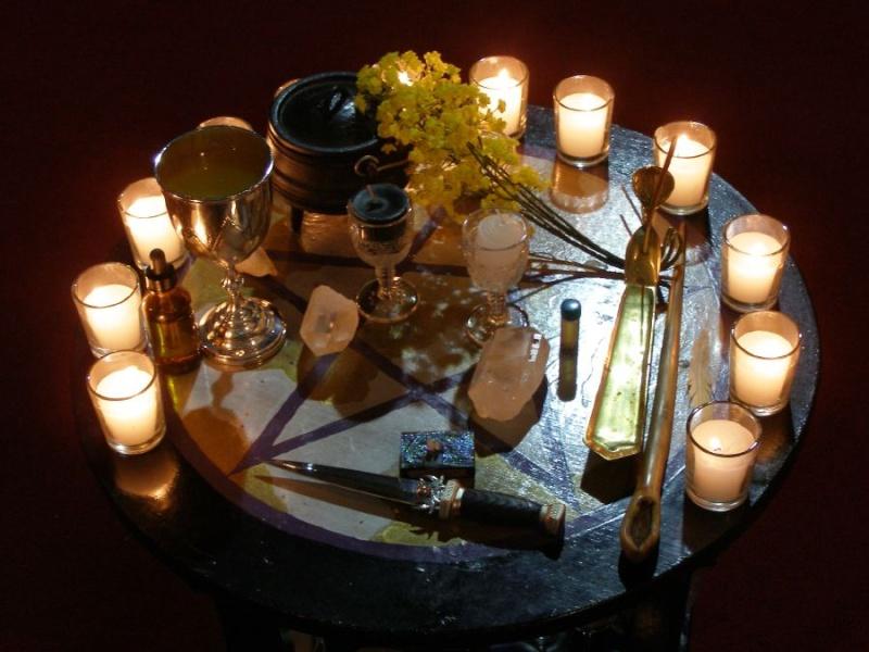Samhain Altars Samhai12