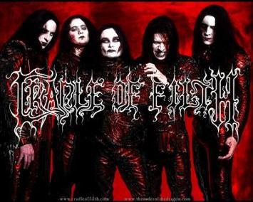 Cradle of filth Cradle10