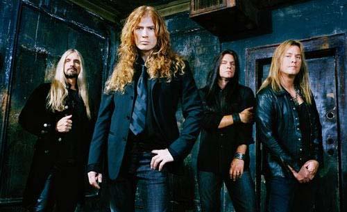 Megadeth Megade10