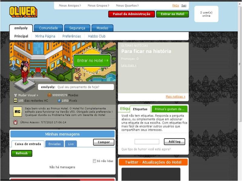 OLIVER HOTEL V54 COM VIP E TODOS OS PETS  Imagem10