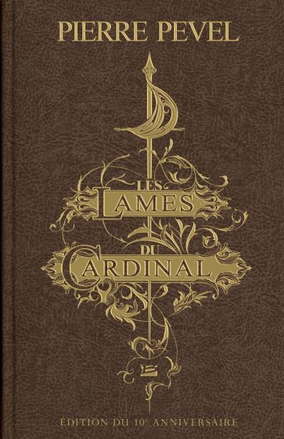 [Pevel, Pierre] Les lames du Cardinal - Tome 1 Les-la10