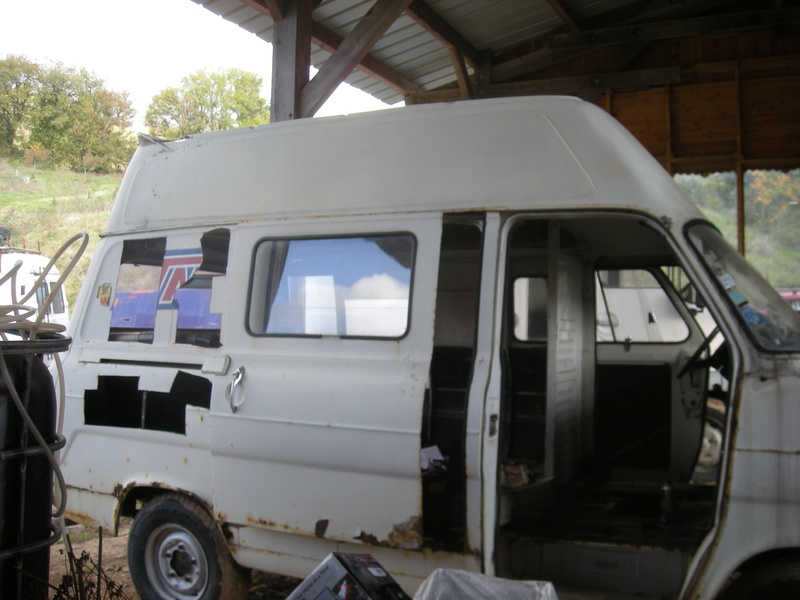 [MK1/MK2] Le camion de Ralélo - Page 2 Dscn2412