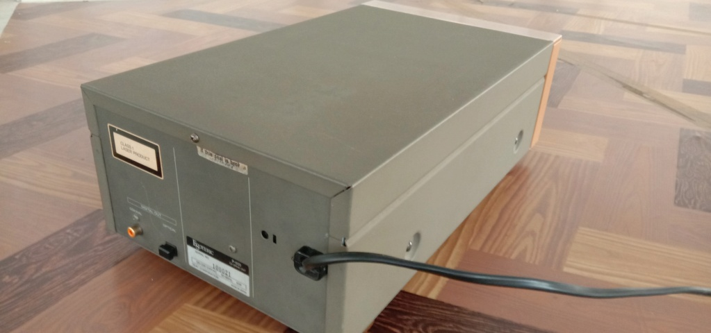 Sold, Esoteric p-500 cd drive unit Img_2017