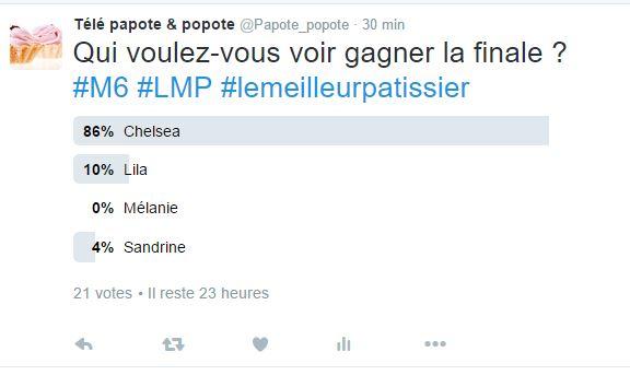 LE MEILLEUR PÂTISSIER DE FRANCE 2016 ... SAISON V ... SEMAINE IX ... Captur10