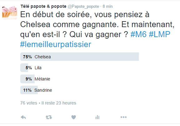 LE MEILLEUR PÂTISSIER DE FRANCE 2016 ... SAISON V ... SEMAINE IX ... - Page 3 Captur11