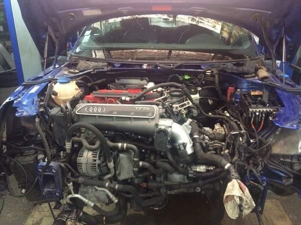 My Audi TTRS Ring tool 112