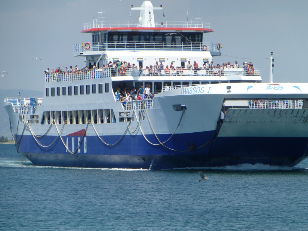 Greece, Island of Thassos, Golden Bay, 2013 00510