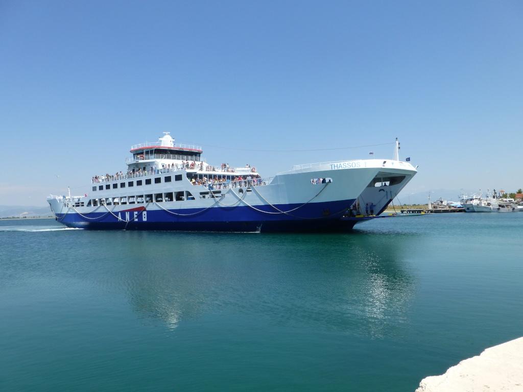 Greece, Island of Thassos, Golden Bay, 2013 01011