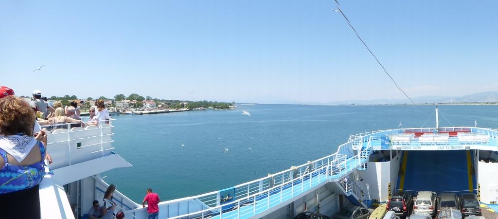 Greece, Island of Thassos, Golden Bay, 2013 01610