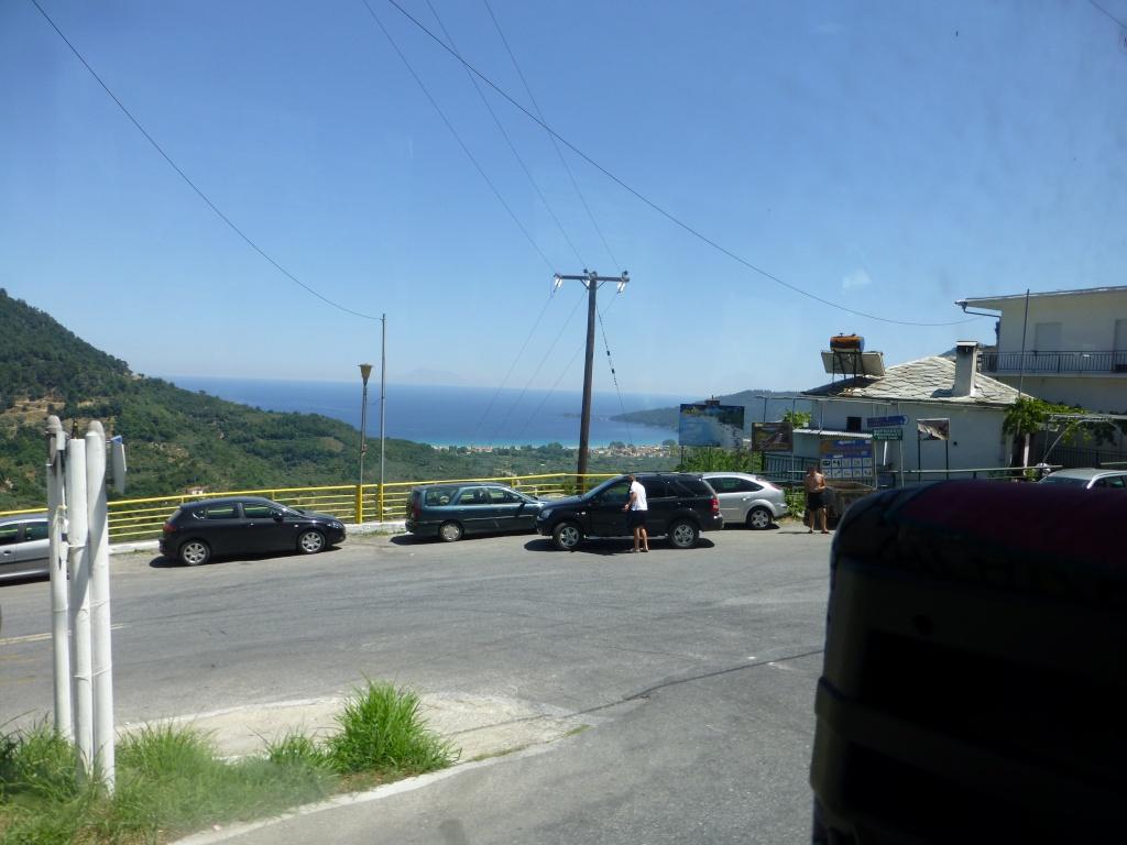 Greece, Island of Thassos, Golden Bay, 2013 04410