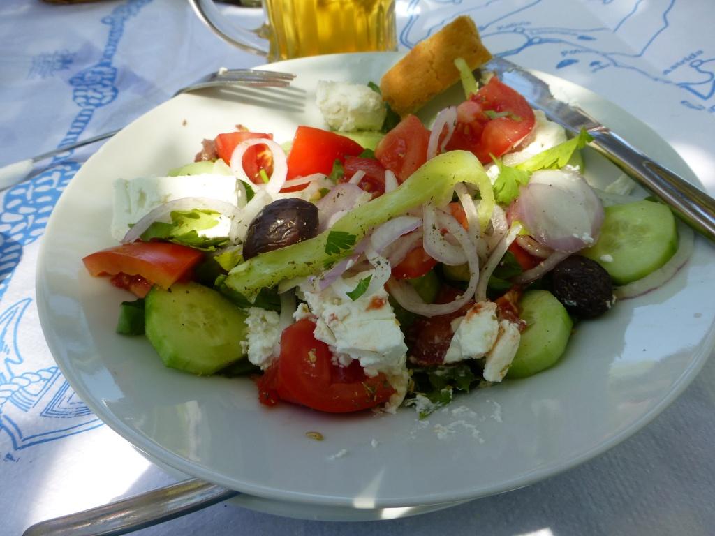 Greece, Island of Thassos, Golden Bay, 2013 05710