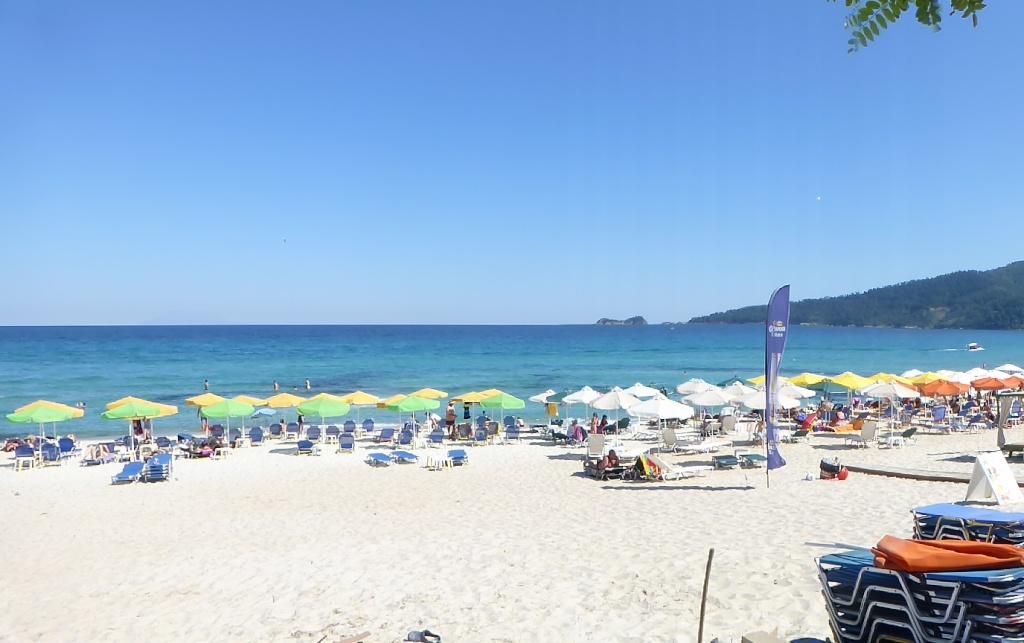Greece, Island of Thassos, Golden Bay, 2013 06310