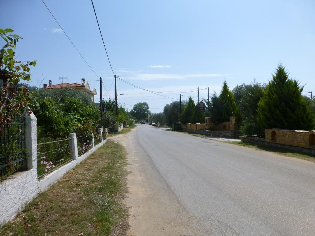 Greece, Island of Thassos, Golden Bay, 2013 09810