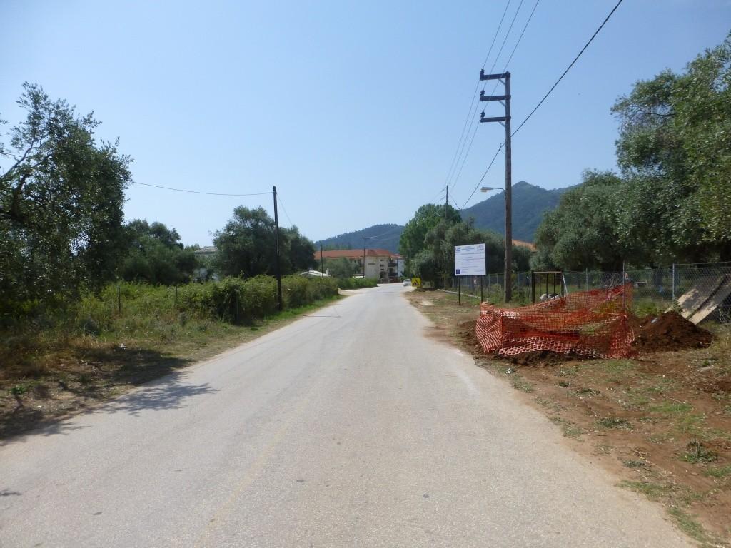 Greece, Island of Thassos, Golden Bay, 2013 10110
